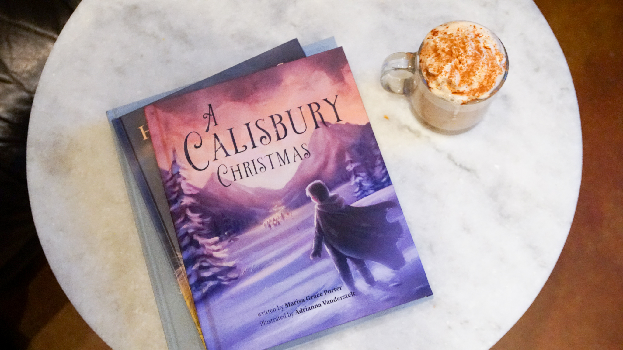 a calisbury christmas by marisa porter and adrianna vanderstelt