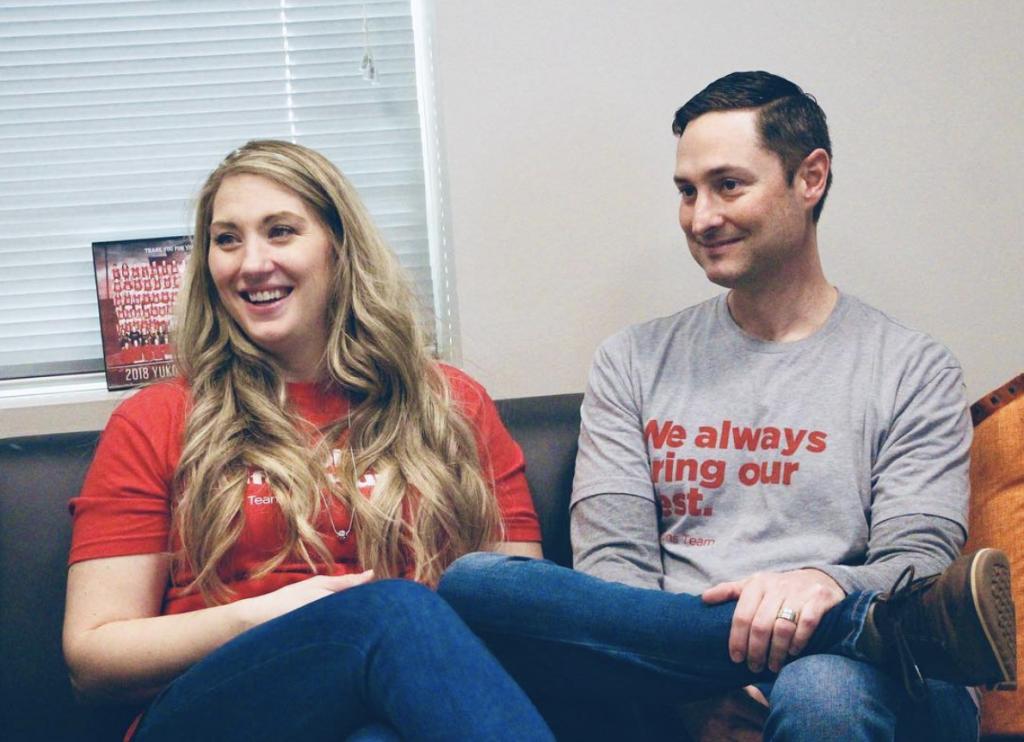 Meet Travis & Christina: Drops of Grace