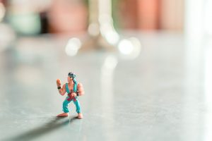 strength strong toy action figure